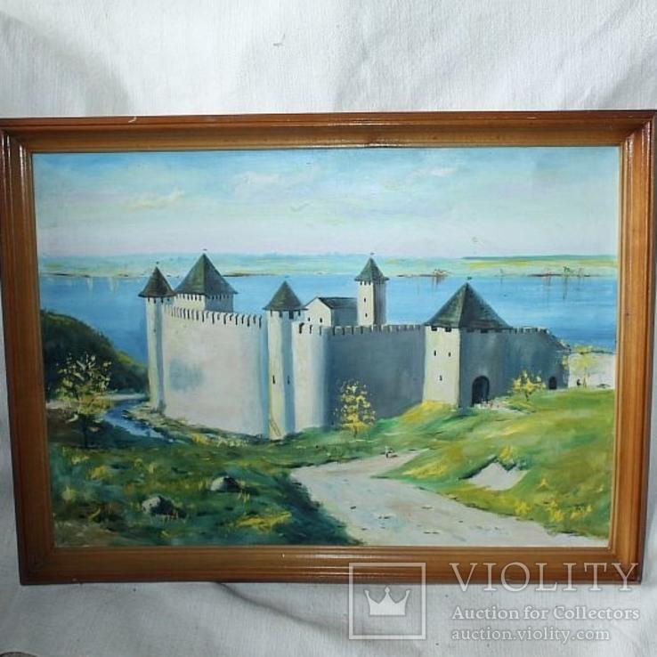 Старинная крепость, фото №2