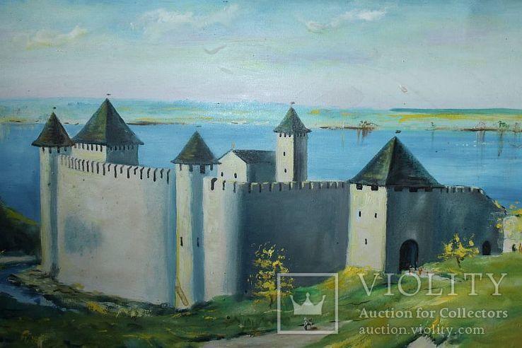 Старинная крепость, фото №5