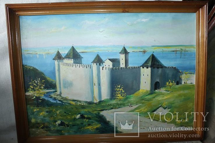 Старинная крепость, фото №11