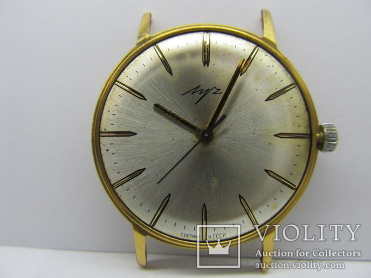 Часы Луч AU-12,5+, мех. 2209, идут