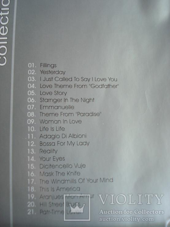 "Fausto PAPETTI ""Insnrumental"" CD, фото №4"
