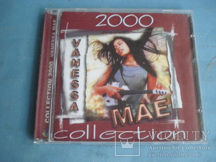 Vanessa MAE 2000 collection CD, фото №2
