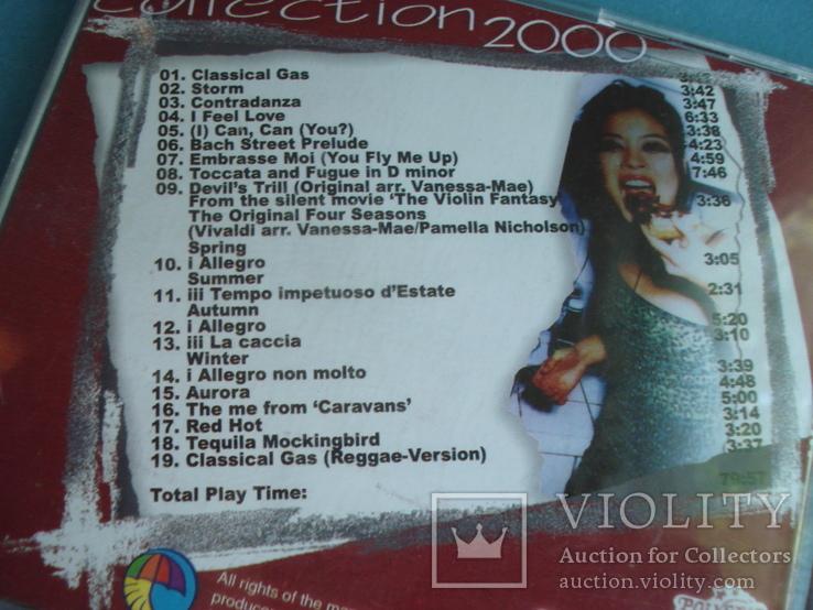 Vanessa MAE 2000 collection CD, фото №5