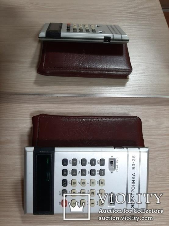 Микрокалькулятор Электроника Б3-36, фото №10