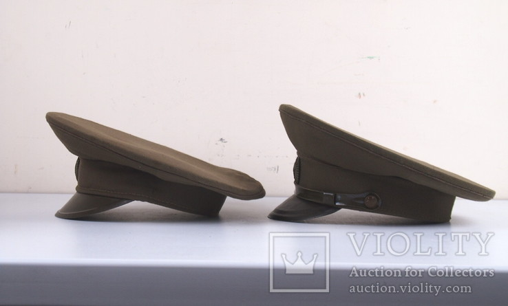 Фуражка полевая (5 штук), фото №4