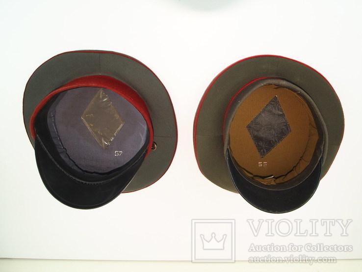 Фуражки разные (4 штуки), фото №6