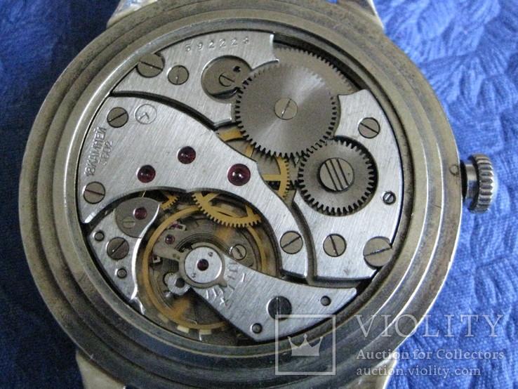Часы Молния 3602 Компас Рабочие на ремешке, фото №8