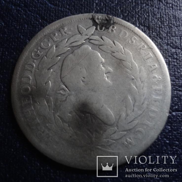 20 крейцеров 1781 Бавария серебро     (Я.7.6)~, фото №2