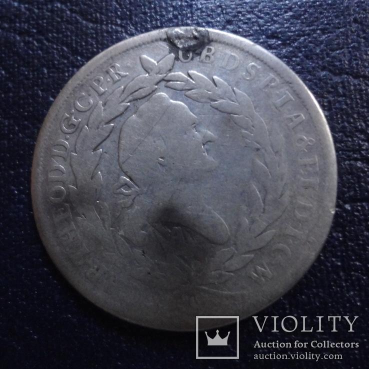 20 крейцеров 1781 Бавария серебро     (Я.7.6)~, фото №3