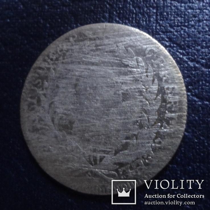 10 крейцеров 1770  Германия  серебро     (Я.8.3)~, фото №5