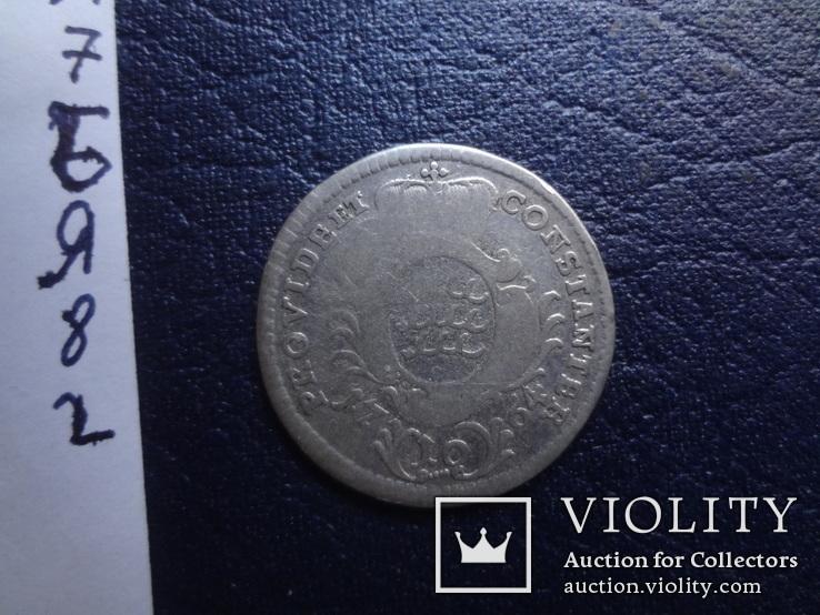 10 крейцеров 1764  Германия  серебро     (Я.8.2)~, фото №7