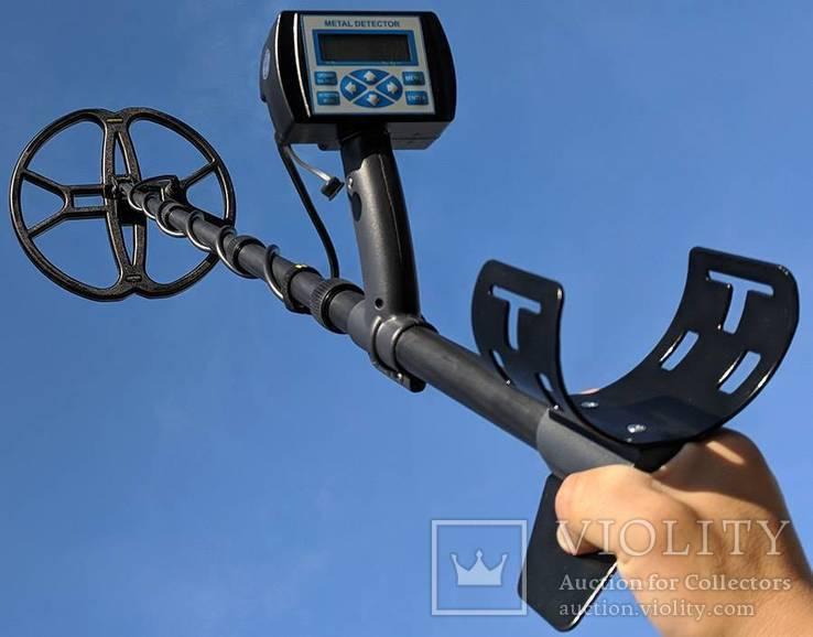 Металлоискатель Кощей X45 Carbon Pro с катушкой Nel Tornado, фото №4