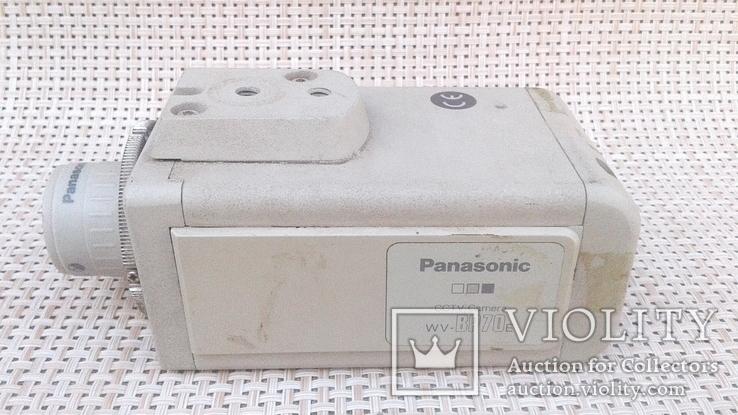 Камера видеонаблюдения Panasonic wv - BP70e, фото №4