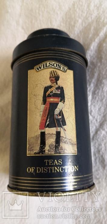 Коробка от чая. 1995 г. Великобритания., фото №2