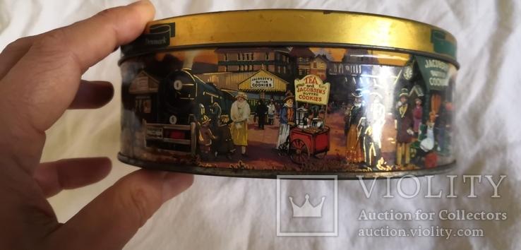 Коробка от печенья. Германия., фото №8