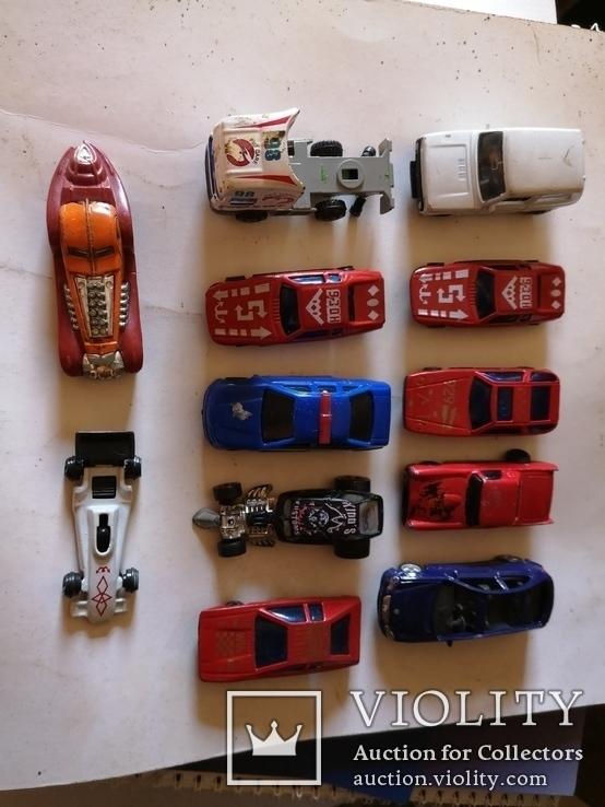 Модели легковых авто машинки, фото №2