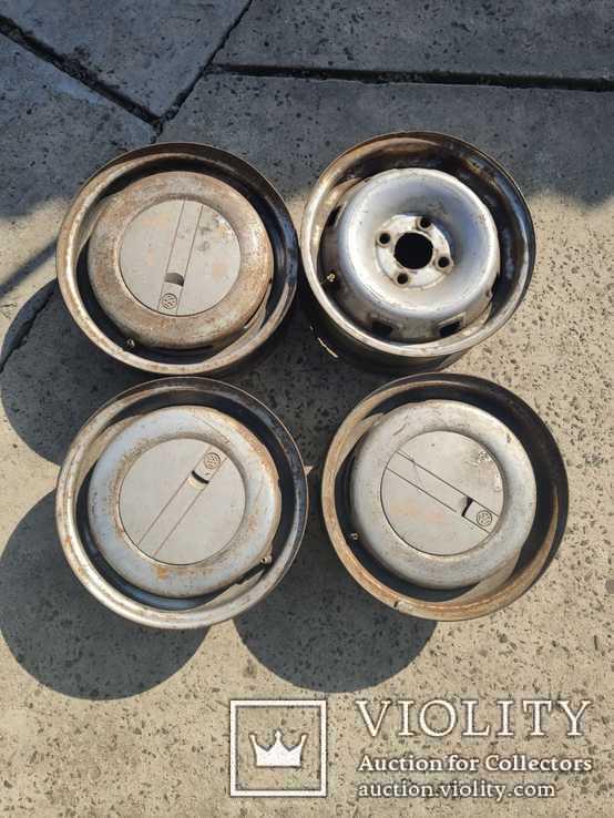 Оригінальні диски r13, фото №2