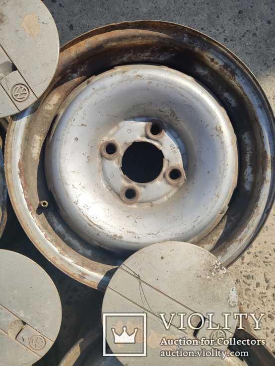 Оригінальні диски r13, фото №6