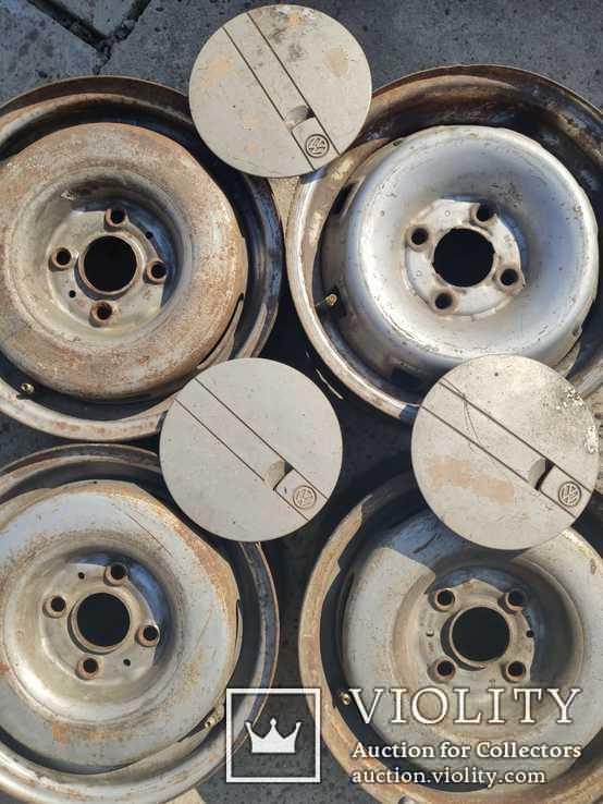 Оригінальні диски r13, фото №9