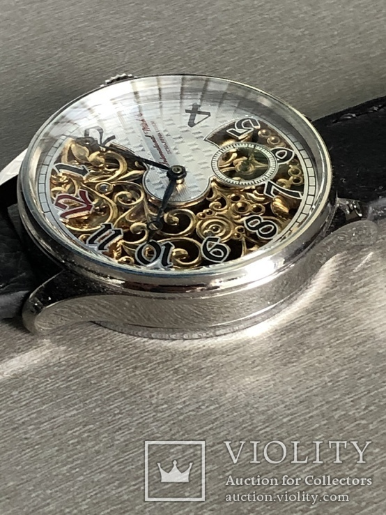 I.W.C. International Watch Company Schaffhausen, фото №5