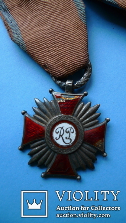 Крест Заслуги RP (2 шт. в родном сборе), фото №4