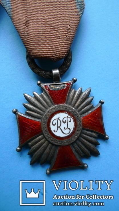 Крест Заслуги RP (2 шт. в родном сборе), фото №5