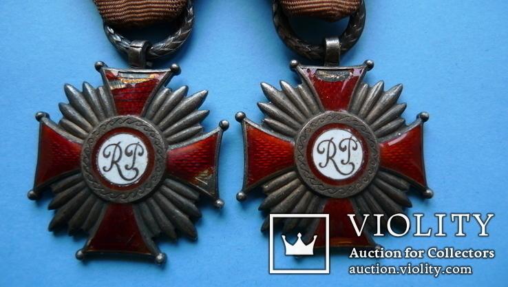 Крест Заслуги RP (2 шт. в родном сборе), фото №10