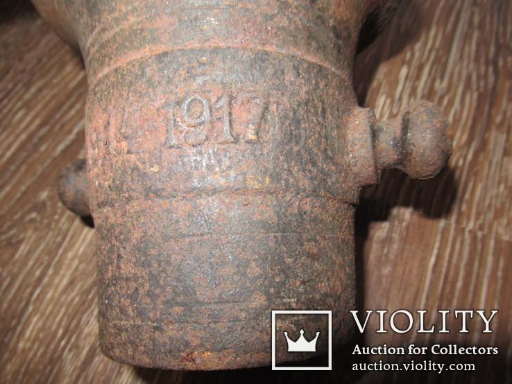 Ступка 1914-1917 пушка, фото №6