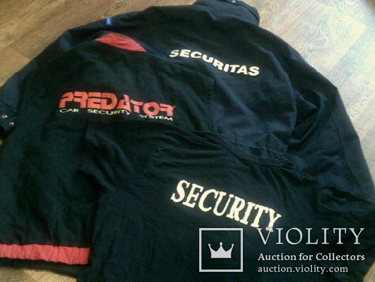 Комплект predator securitas (куртка,жилетка,футболка) разм.L, фото №2