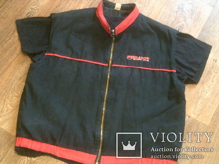 Комплект predator securitas (куртка,жилетка,футболка) разм.L, фото №8