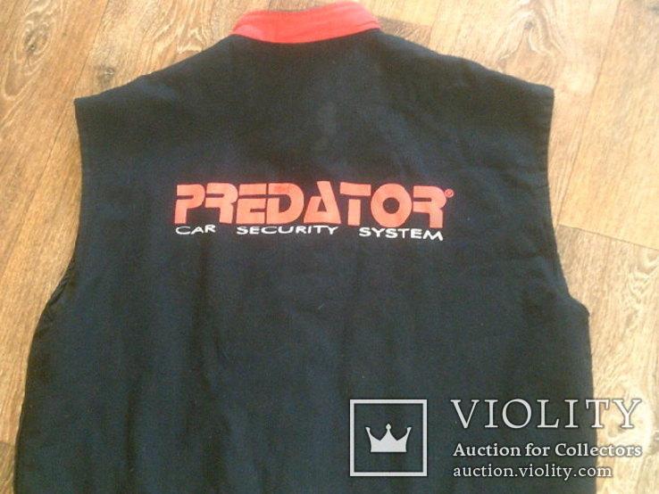 Комплект predator securitas (куртка,жилетка,футболка) разм.L, фото №9