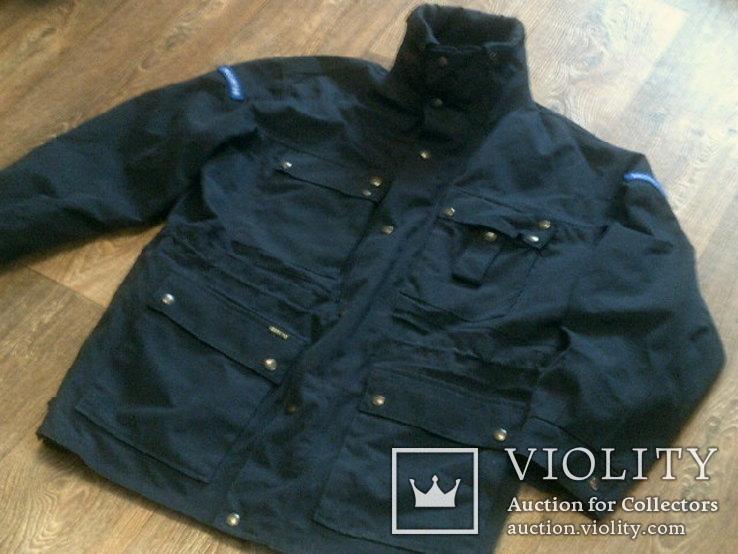 Комплект predator securitas (куртка,жилетка,футболка) разм.L, фото №3