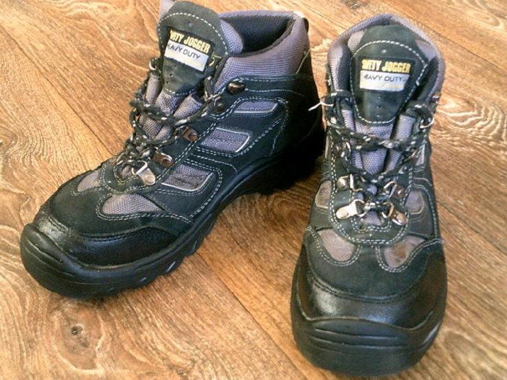 Защитные ботинки разм.41, фото №4