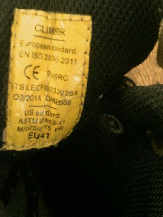 Защитные ботинки разм.41, фото №6