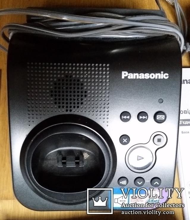 Цифровий телефон Panasonic КХ-TG7207UA, КХ-TG7227UA, фото №3