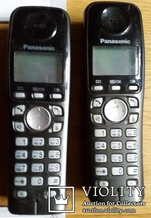 Цифровий телефон Panasonic КХ-TG7207UA, КХ-TG7227UA, фото №4