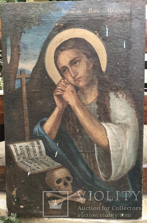 Мария Магдалина (Холст)
