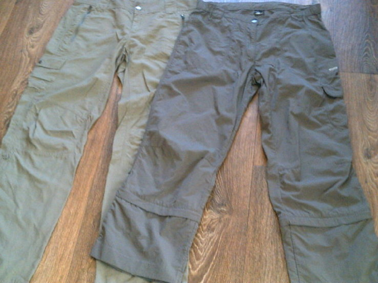Columbia + Salewa - походные штаны, фото №3