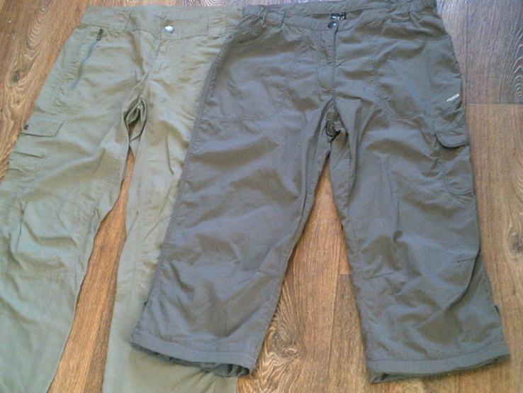 Columbia + Salewa - походные штаны, фото №4