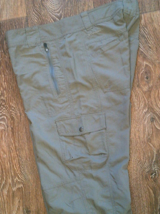 Columbia + Salewa - походные штаны, фото №9