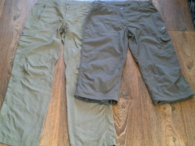 Columbia + Salewa - походные штаны, фото №11