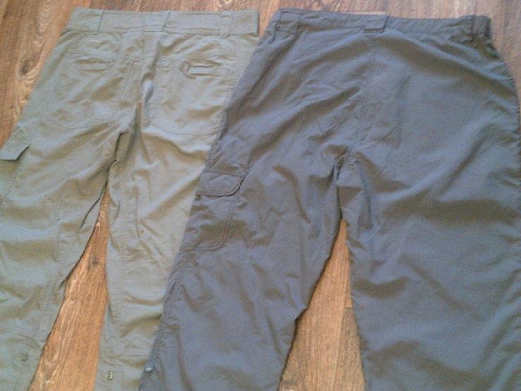 Columbia + Salewa - походные штаны, фото №13