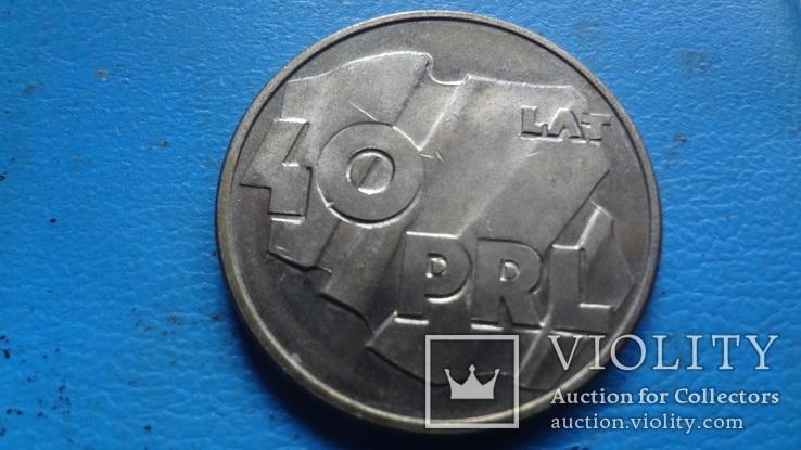100  злотых  1984  Польша   (5.1.3)~, фото №2