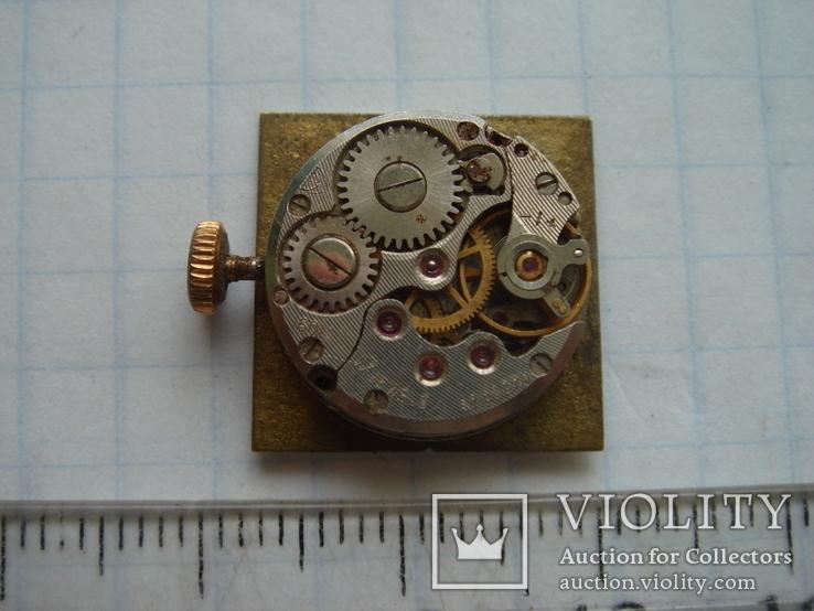 Механизм с циферблатом к часам Чайка, фото №3