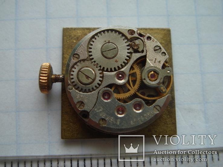 Механизм с циферблатом к часам Чайка, фото №4