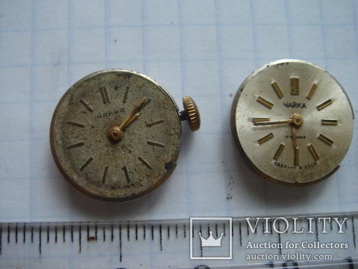 Механизм к часам с циферблатом Чайка. 5 шт., фото №3