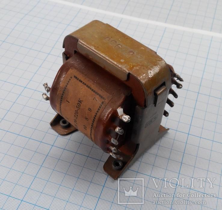 373 трансформатор ТАН26-220-50К, фото №2