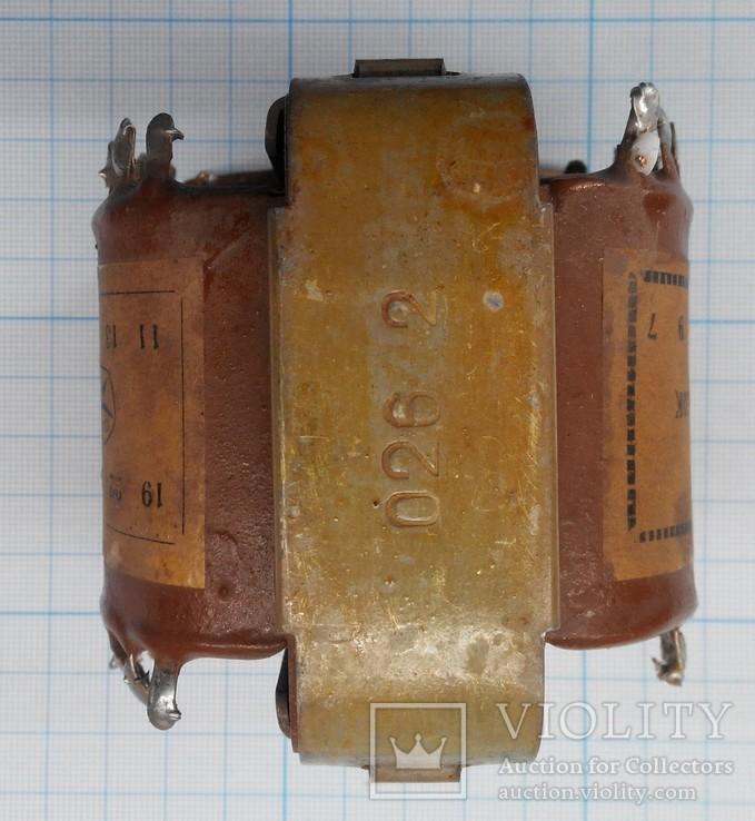373 трансформатор ТАН26-220-50К, фото №4