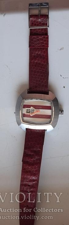 Часы Josmar digital Швейцария, фото №3