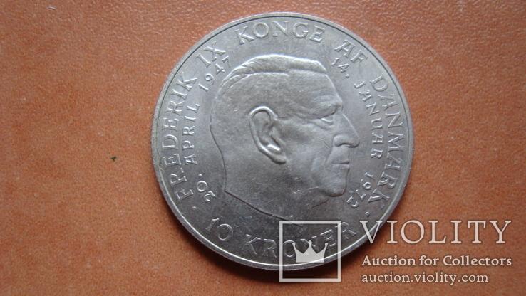 10 крон 1972 р, фото №3